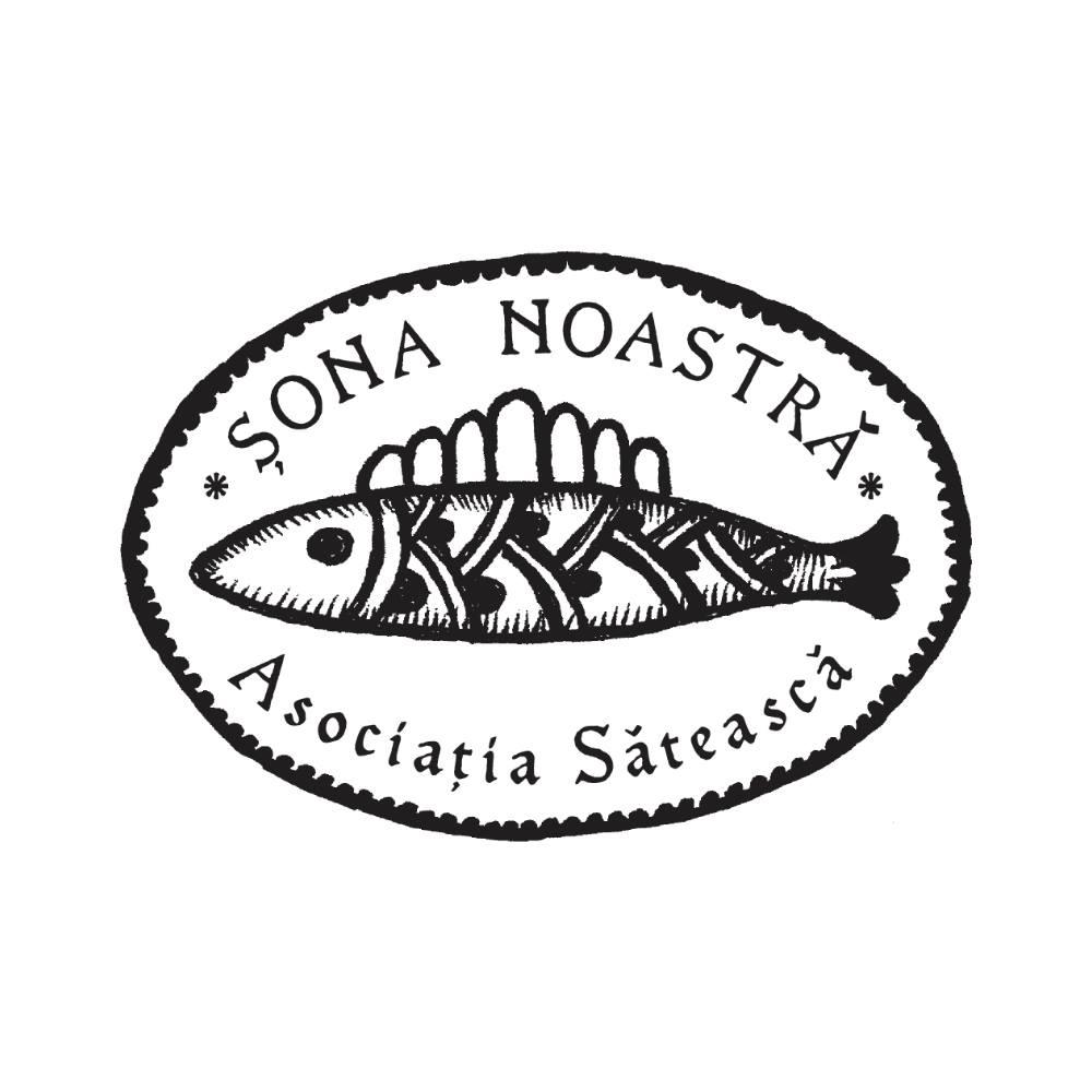 """Asociația Sătească """"Șona Noastră"""" logo"""