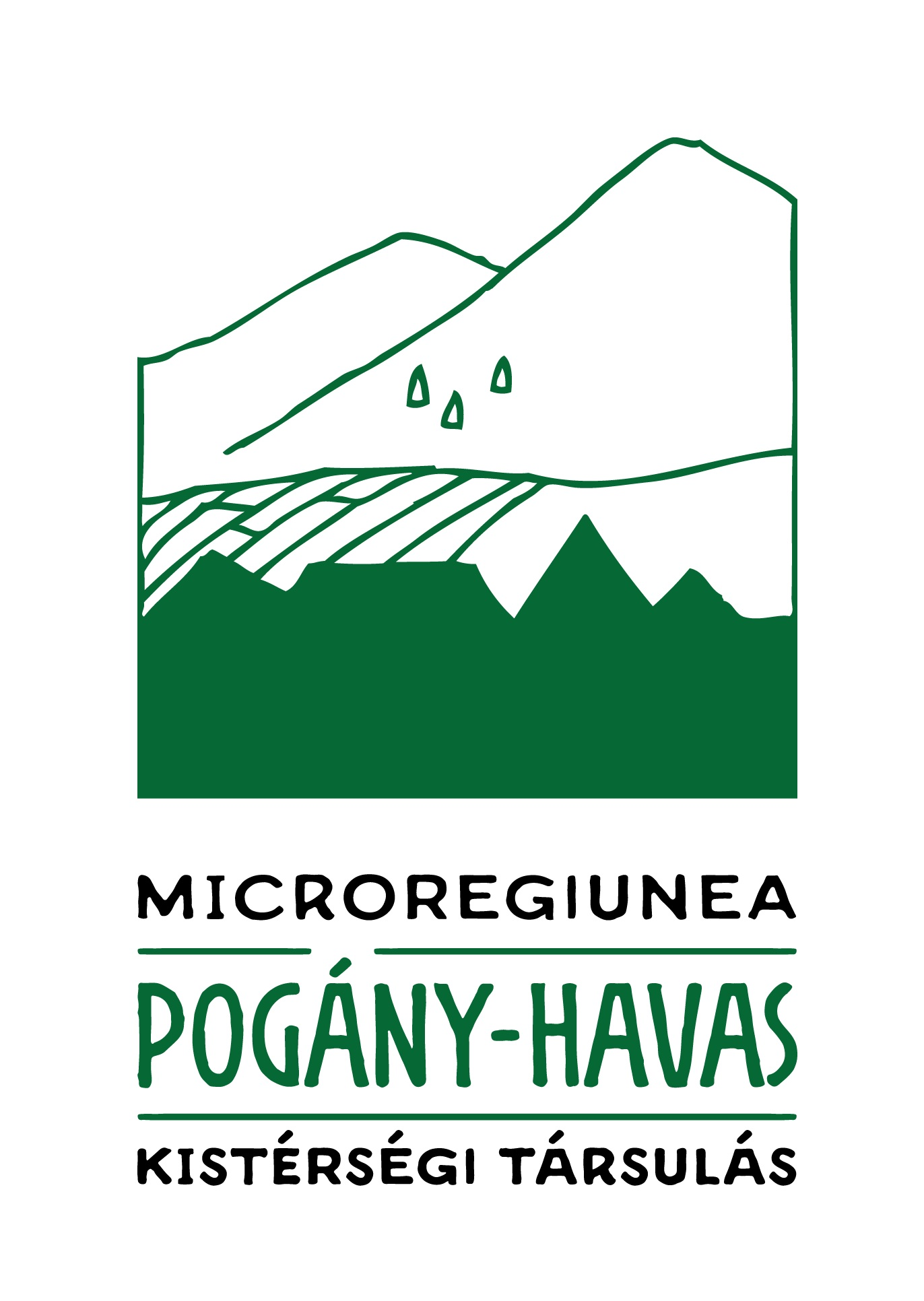 Asociația Microregională Pogány-havas logo