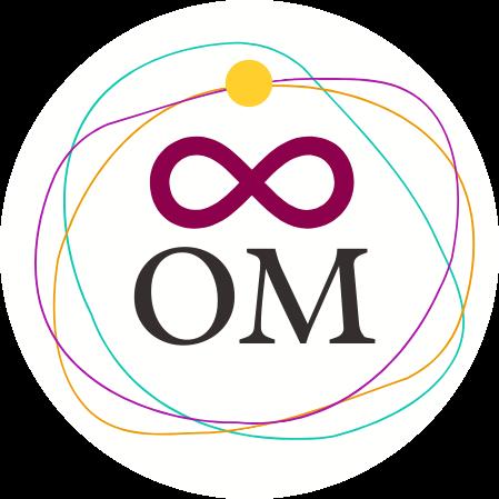 "Asociația ""Infinit Om"" logo"