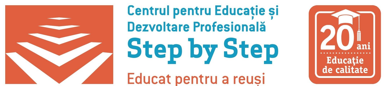 Asociatia Centrul Step by Step pentru Educatie si Dezvoltare Profesionala logo
