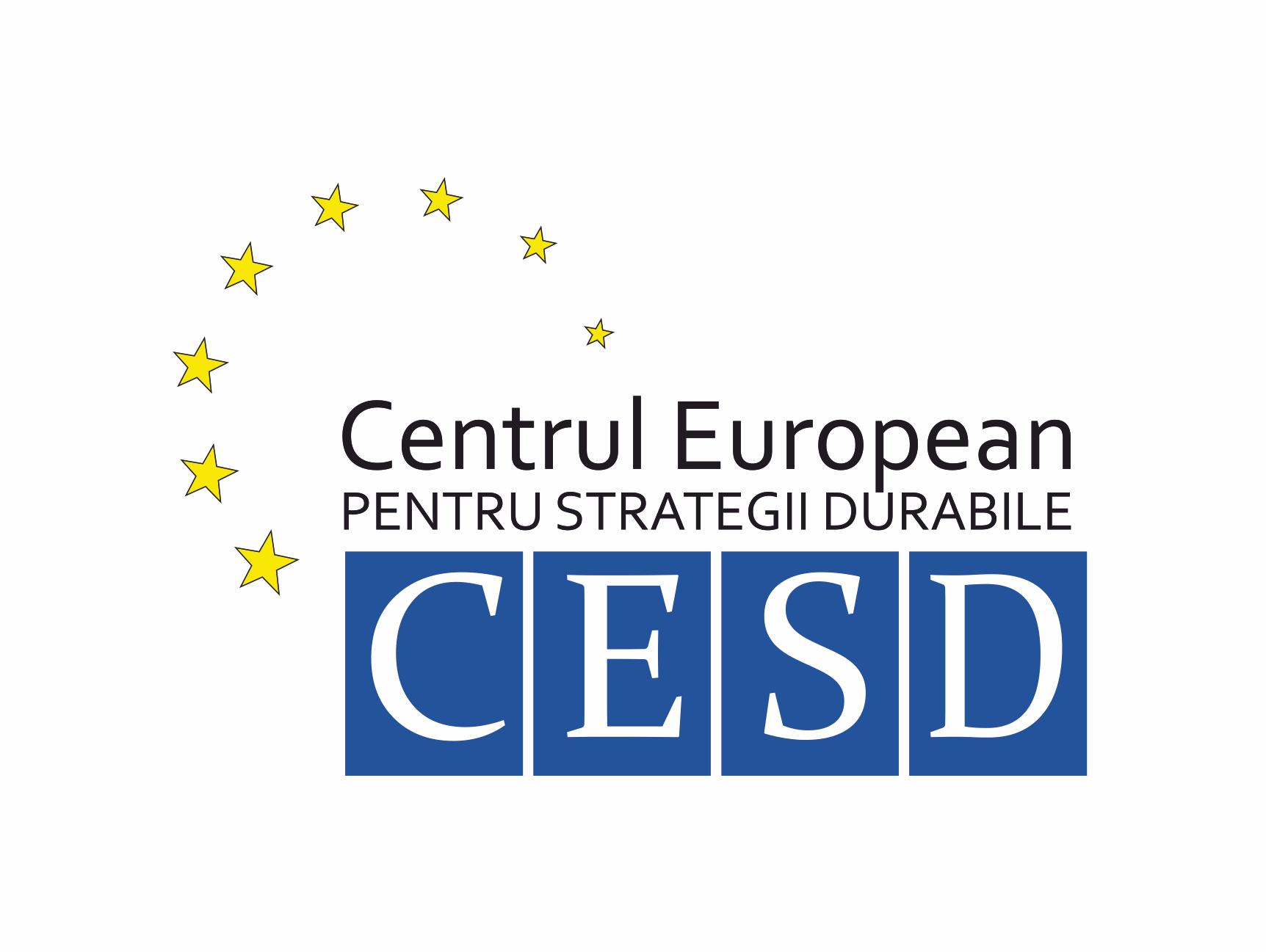 Centrul European pentru Strategii Durabile logo