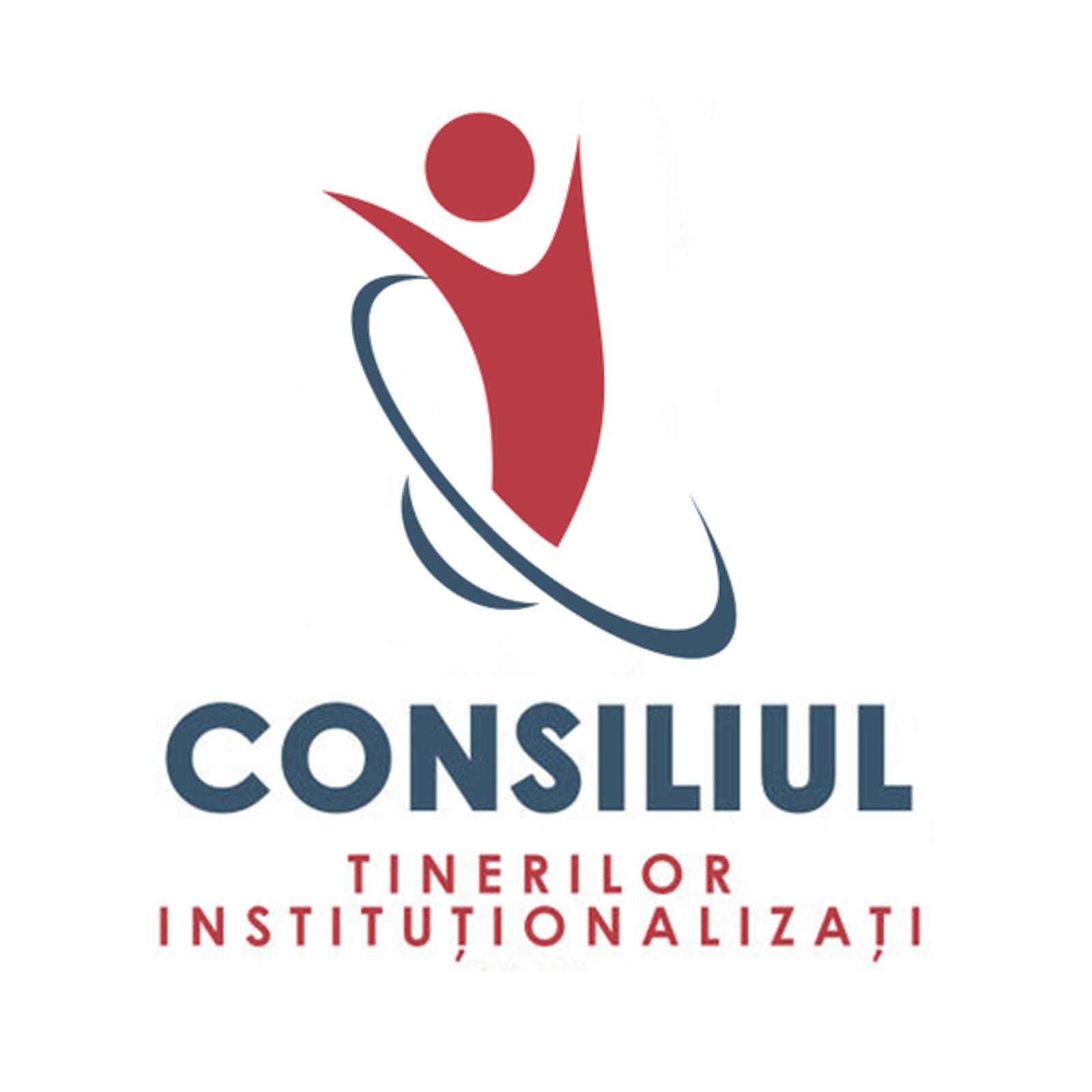 consiliul tinerilor institutionalizati logo