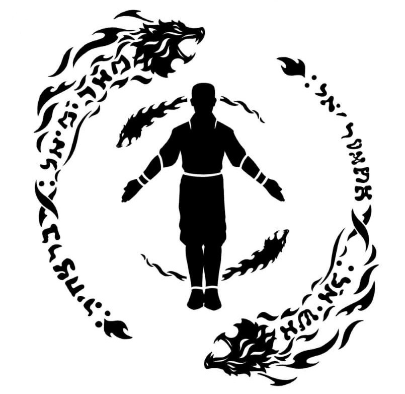 The FireWolves logo