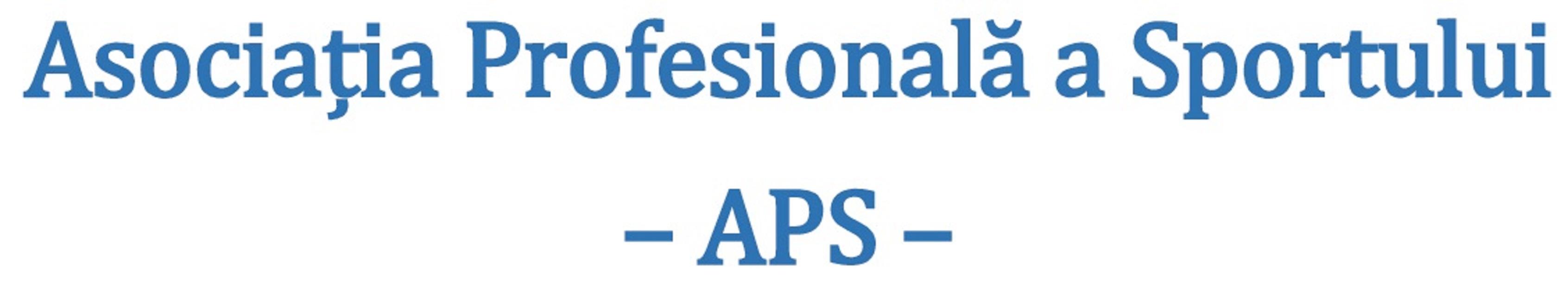 Asociația Profesională a Sportului logo