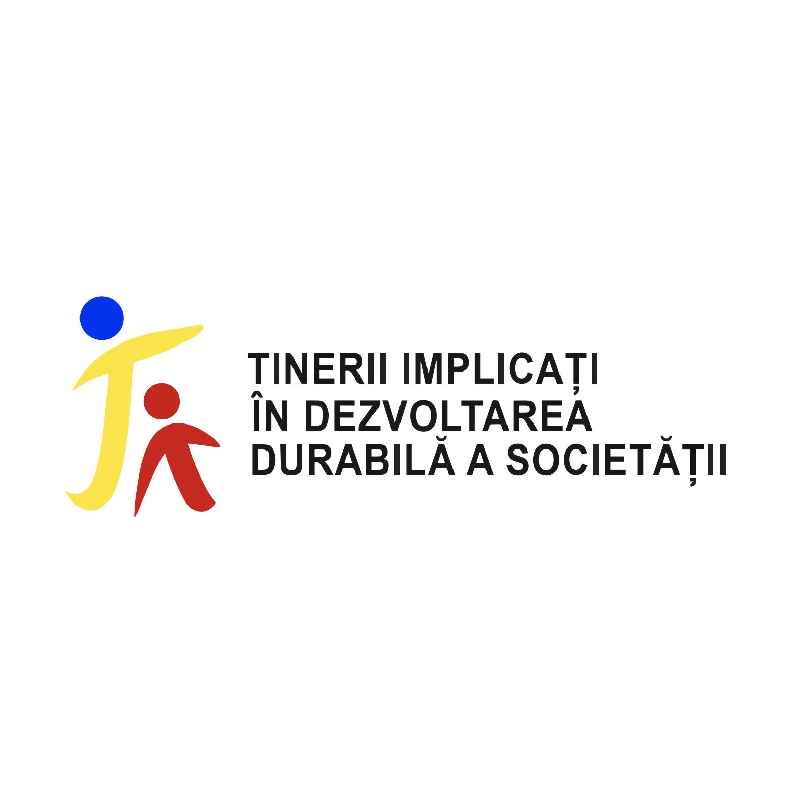 Asociația Tinerilor Implicați în Dezvoltarea Durabilă a Societății logo