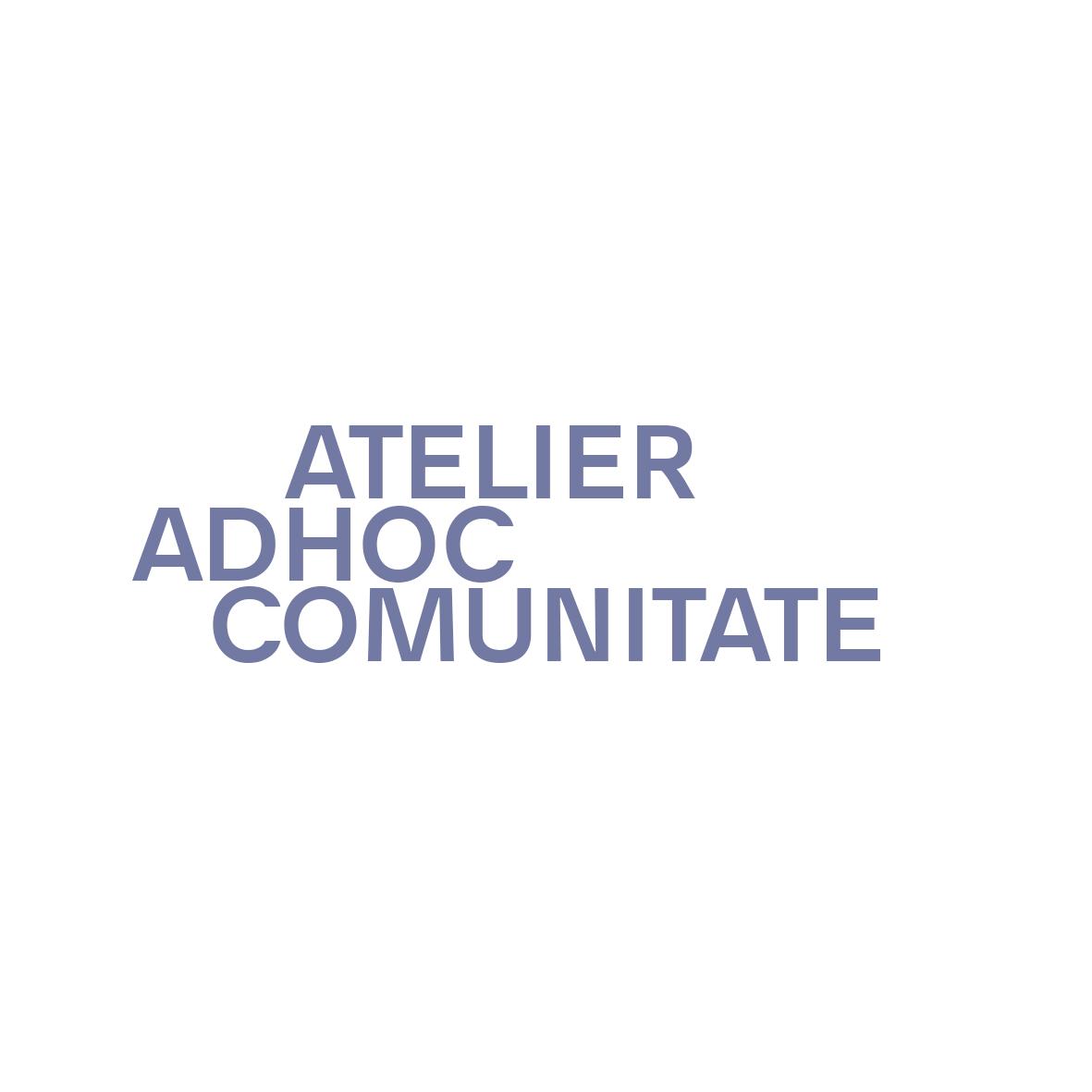 Asociația Atelier Ad Hoc logo