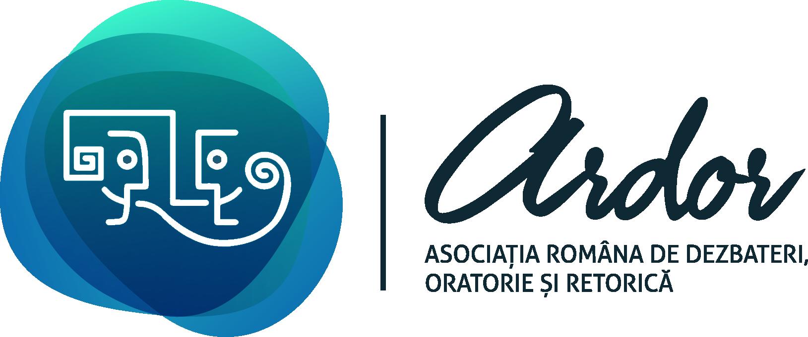 Asociatia Romana de Dezbateri, Oratorie si Retorica (ARDOR) logo