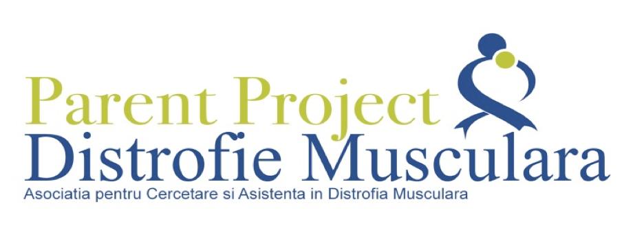 Asociata Parent Project Romania pentru Cercetare si Asistenta in Distrofia Musculara logo