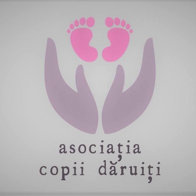 Asociatia Copii Daruiti logo
