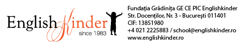 Fundatia Gradinita GE CE PIC (ENGLISHKINDER) logo