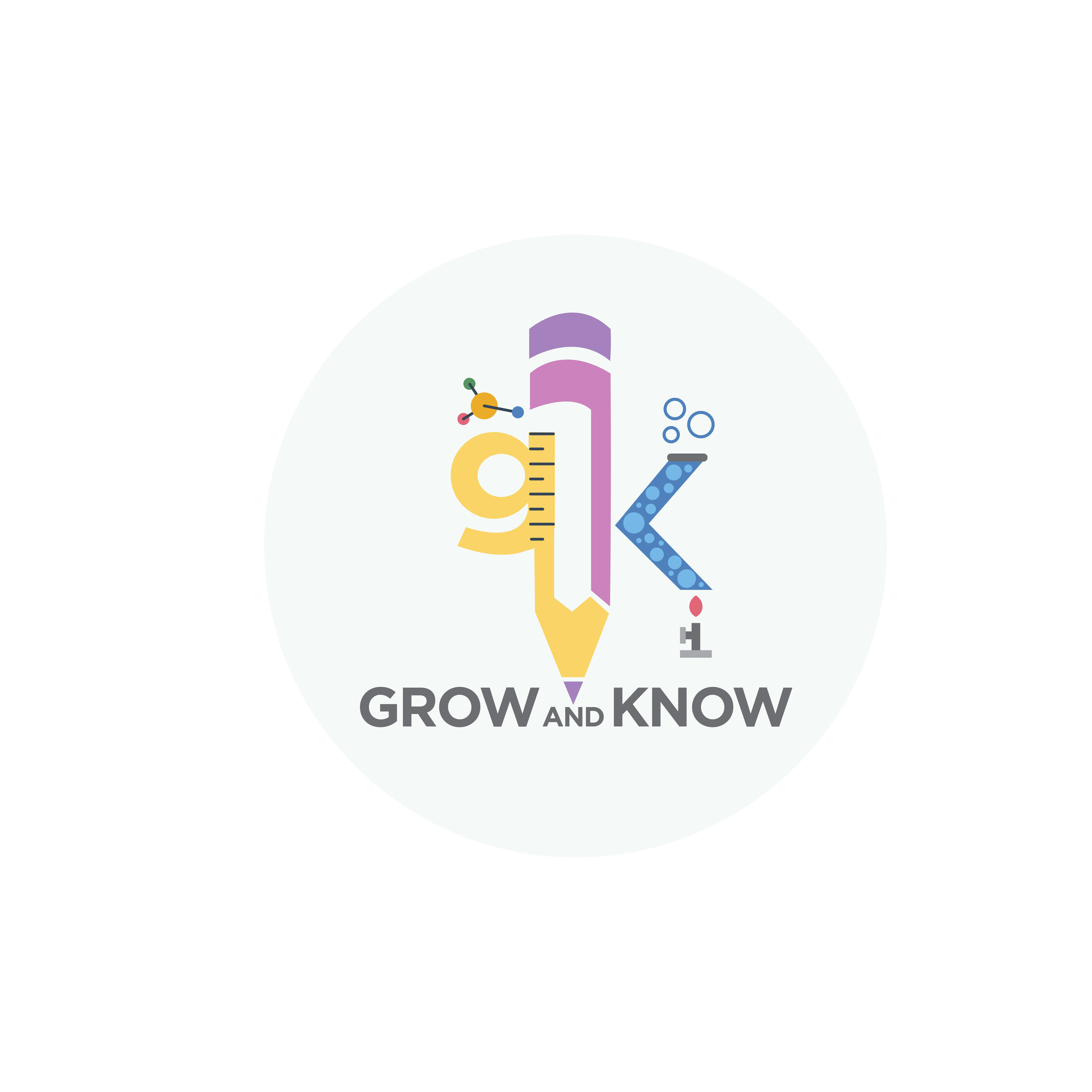 Asociatia Grow and Know logo