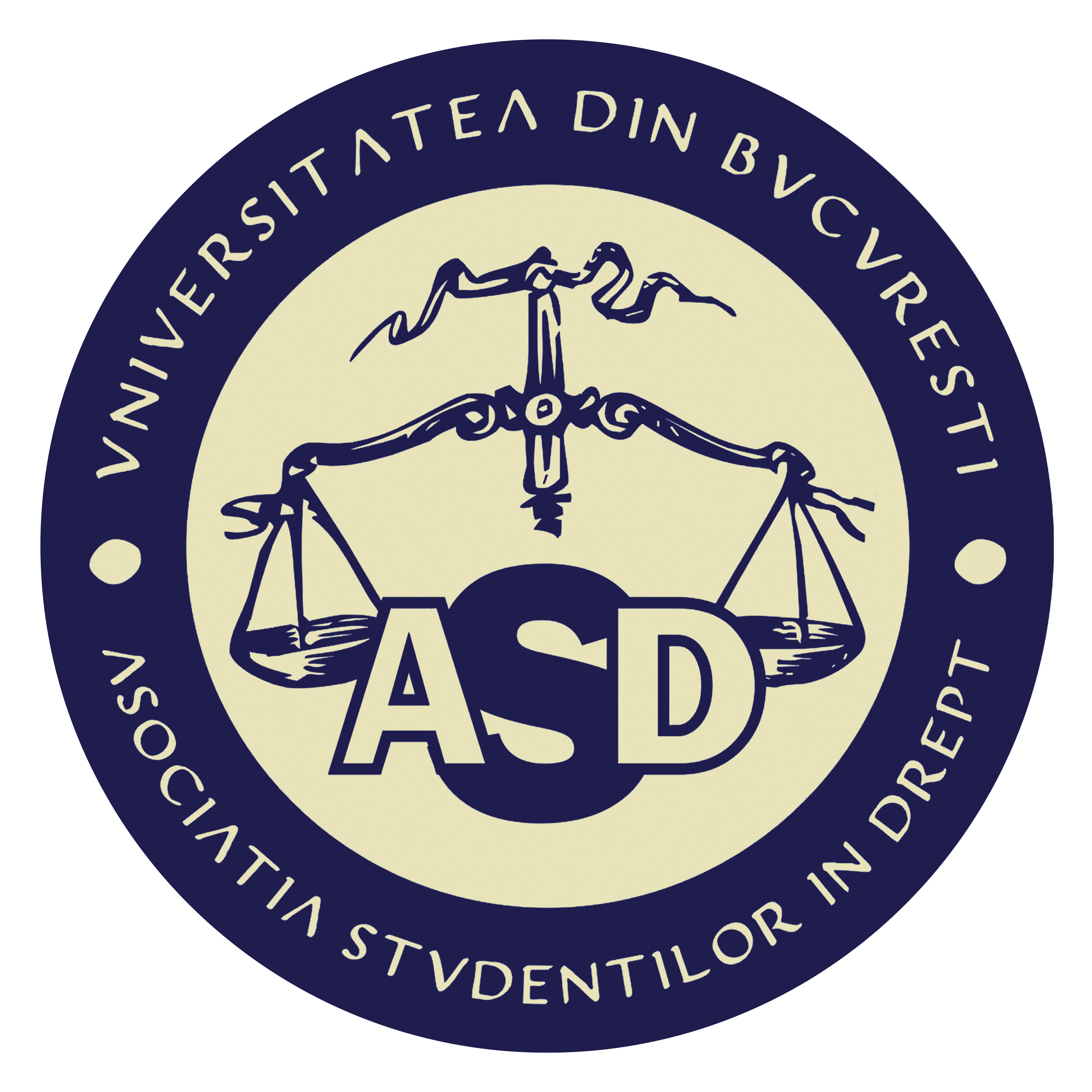 Asociația Studenților în Drept logo