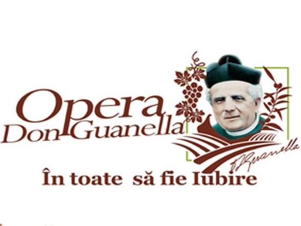 ASOCIATIA CONGREGATIA SLUJITORII CARITATII- OPERA DON GUANELLA logo