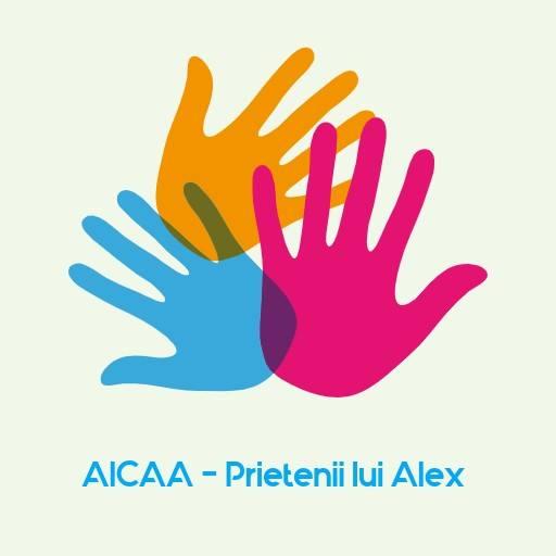 Asociatia pentru Integrarea Copiilor cu Autism si Adhd - Prietenii lui Alex logo