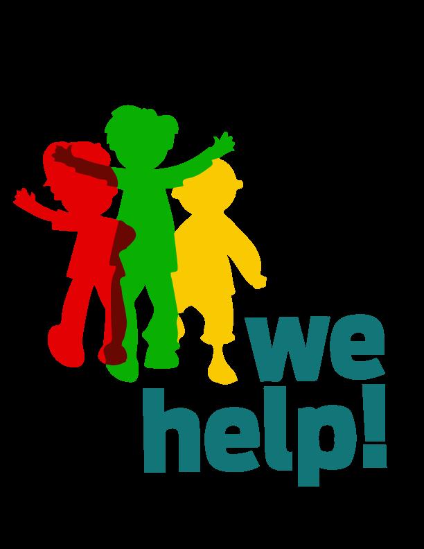 Asociatia We Help! logo