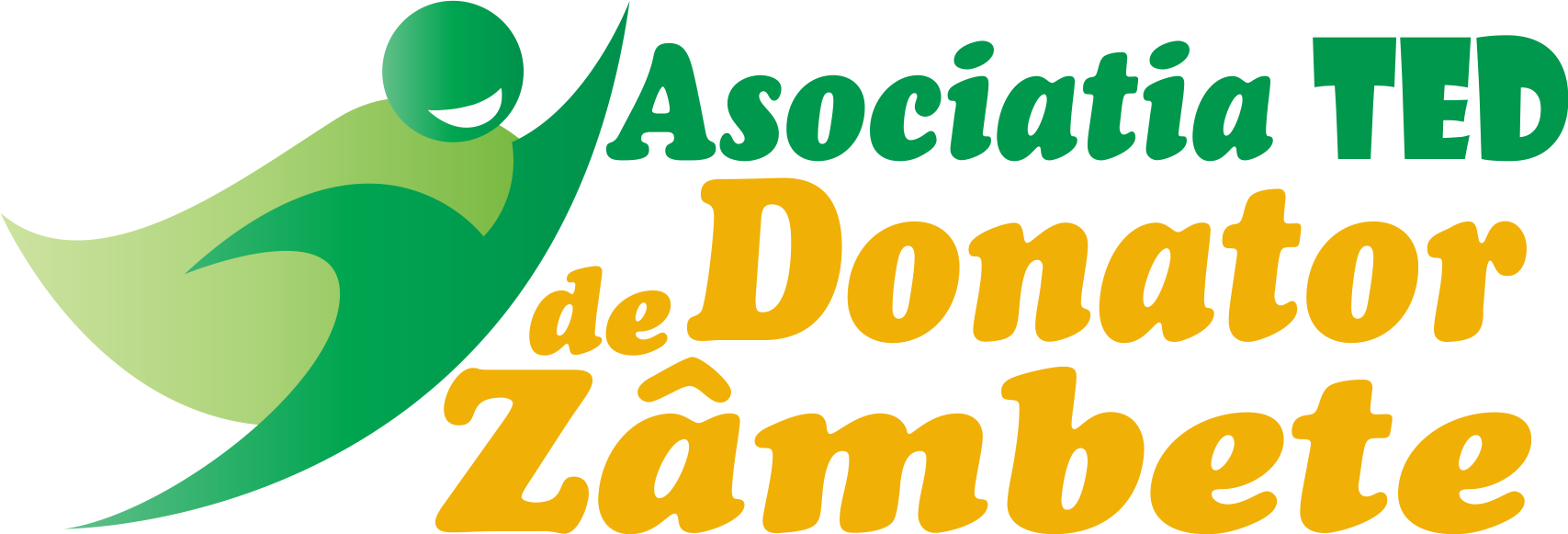 ASOCIATIA TED DONATOR DE ZAMBETE logo
