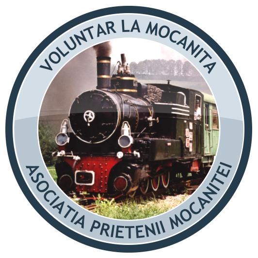 Asociația Prietenii Mocăniței logo