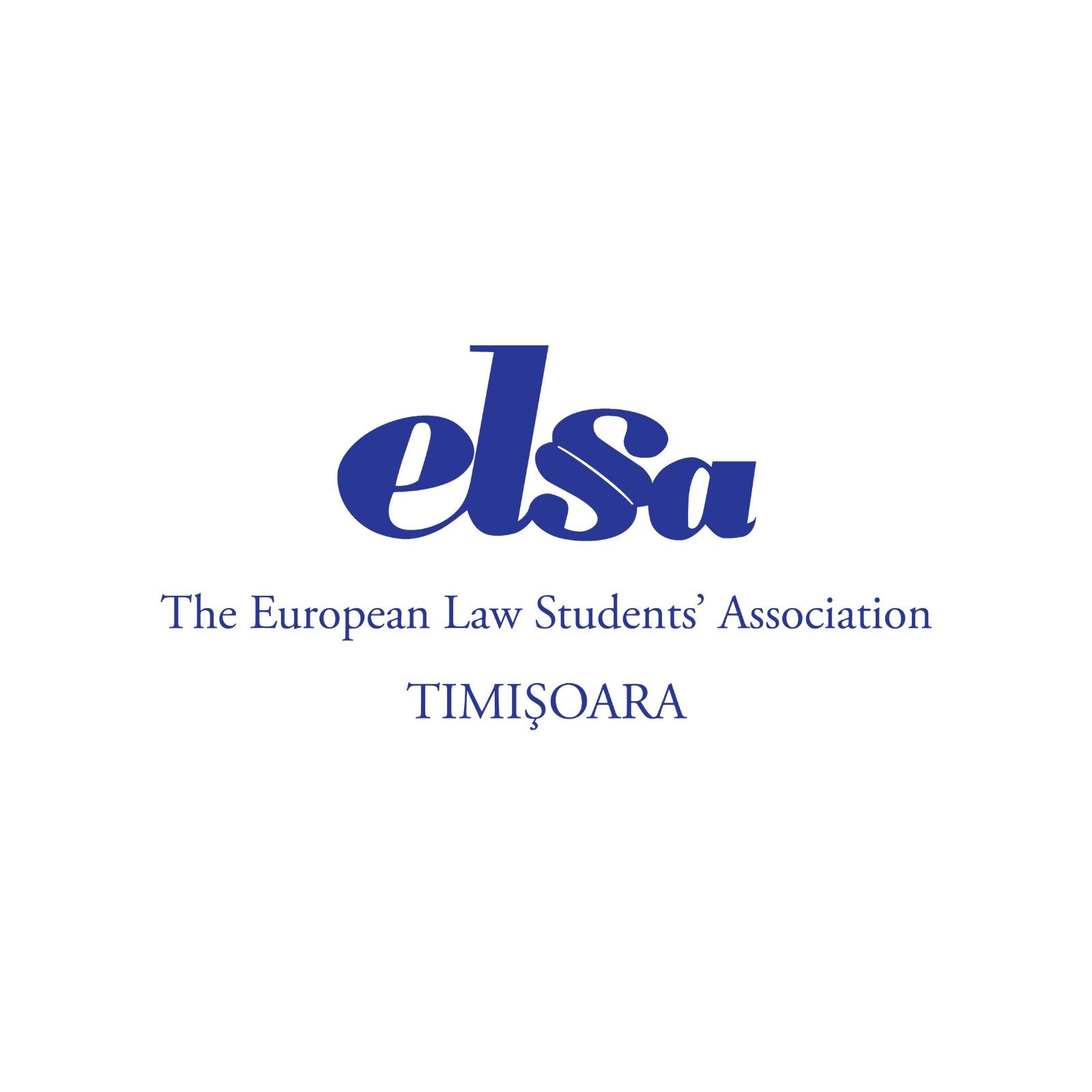 ASOCIAȚIA ELSA FILIALA TIMIȘOARA logo