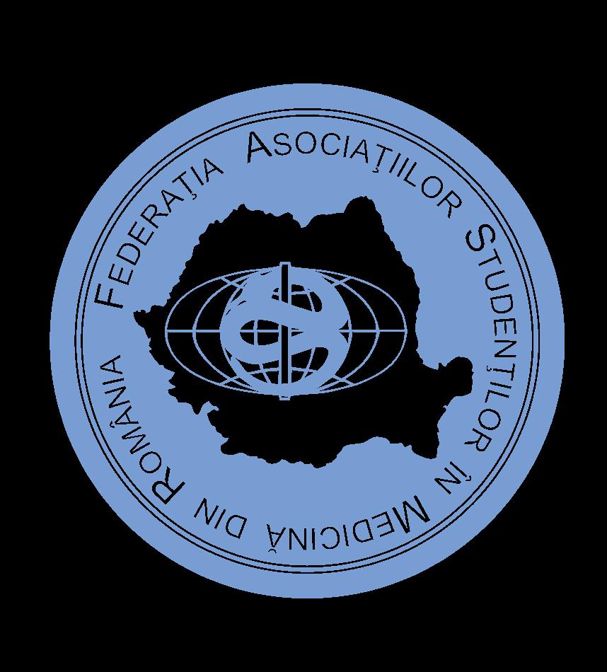 Federatia Asociatiilor Studentilor in Medicina din Romania (FASMR) logo