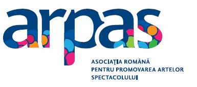 Asociația Română pentru Promovarea Artelor Spectacolului (ARPAS) logo