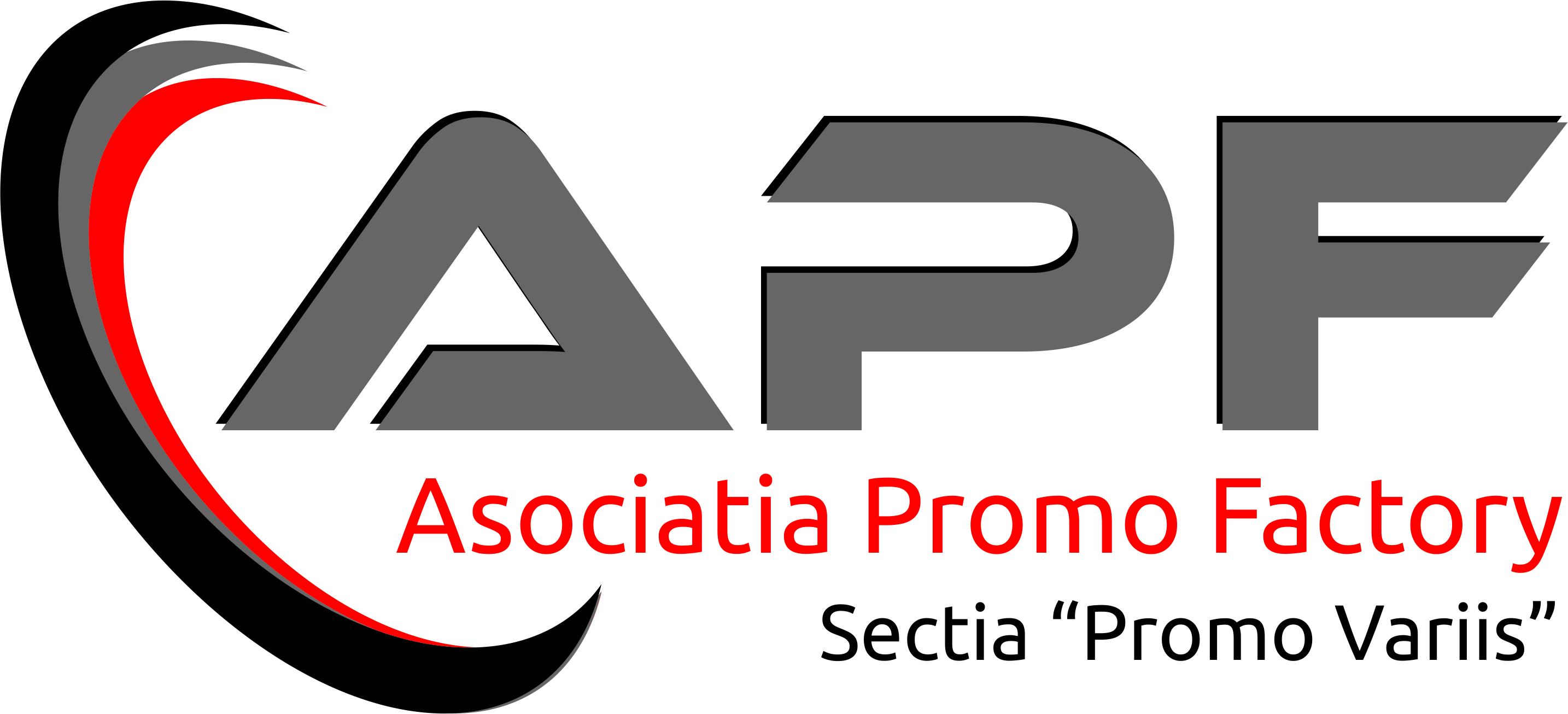Asociatia Promo Factory logo