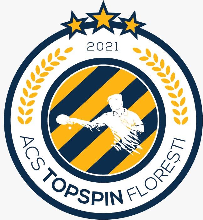 Asociatia Club Sportiv Topspin logo