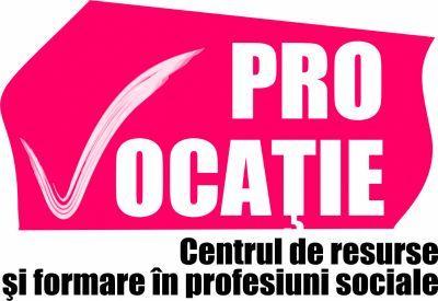 Asociația Centrul de resurse si formare in profesiuni sociale PRO VOCATIE logo