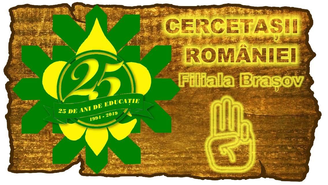 "ORGANIZATIA NATIONALA CERCETASII ROMANIEI - FILIALA BRASOV ""VIRGIL ONITIU"" logo"