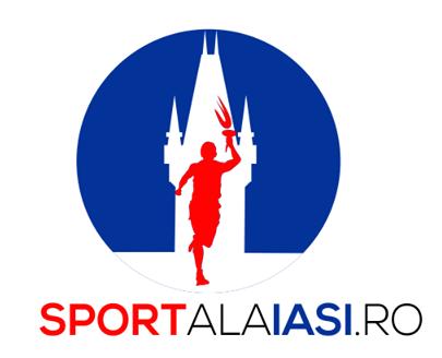 SPORT A LA IASI logo