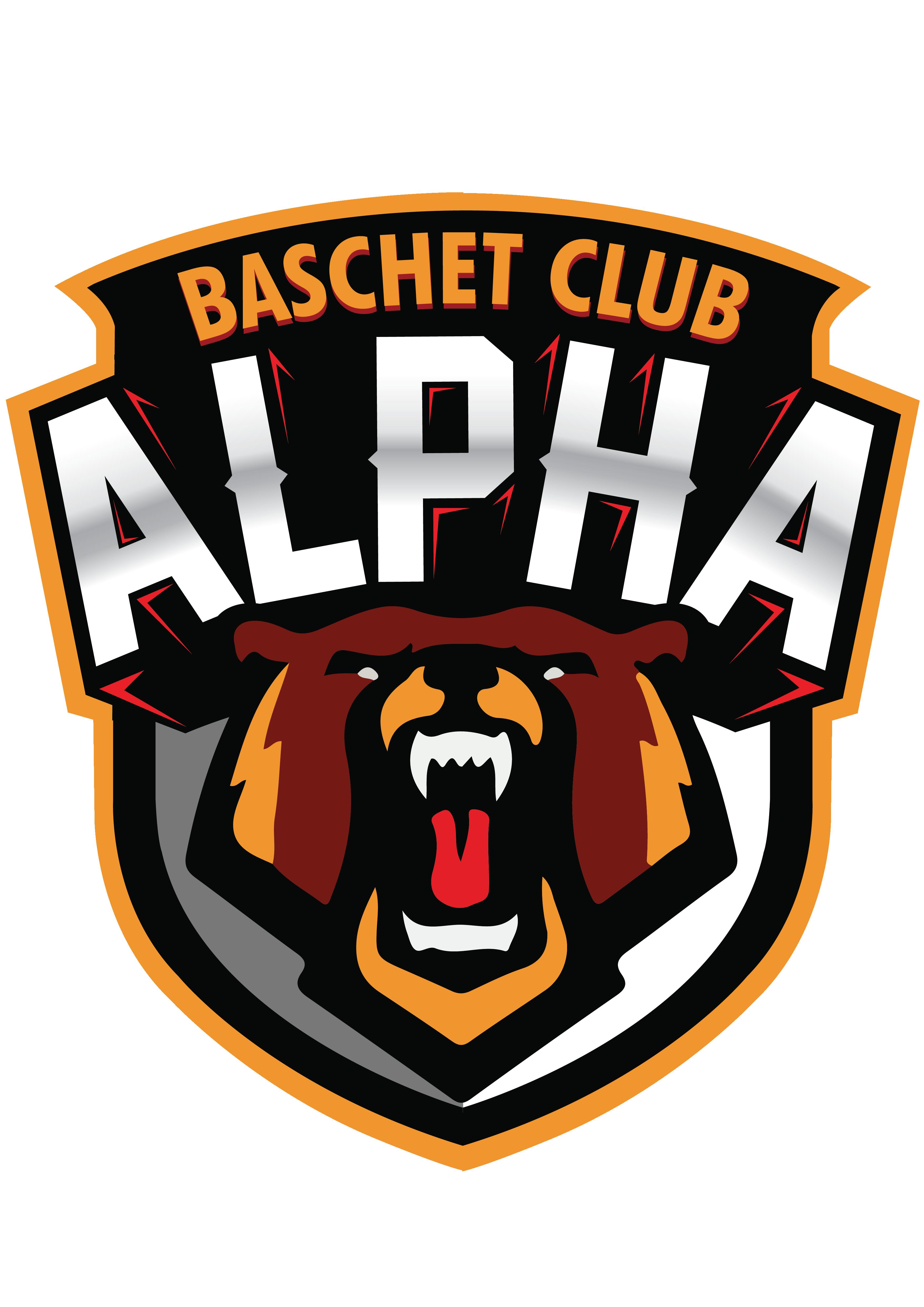 Asociatia Sportiva Baschet Club Alpha logo