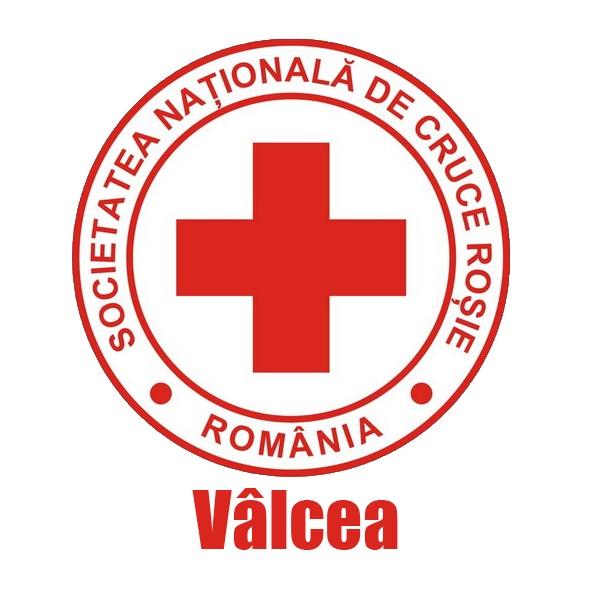 Crucea Rosie Romana - Filiala Valcea logo