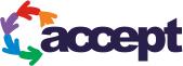 Asociația ACCEPT logo