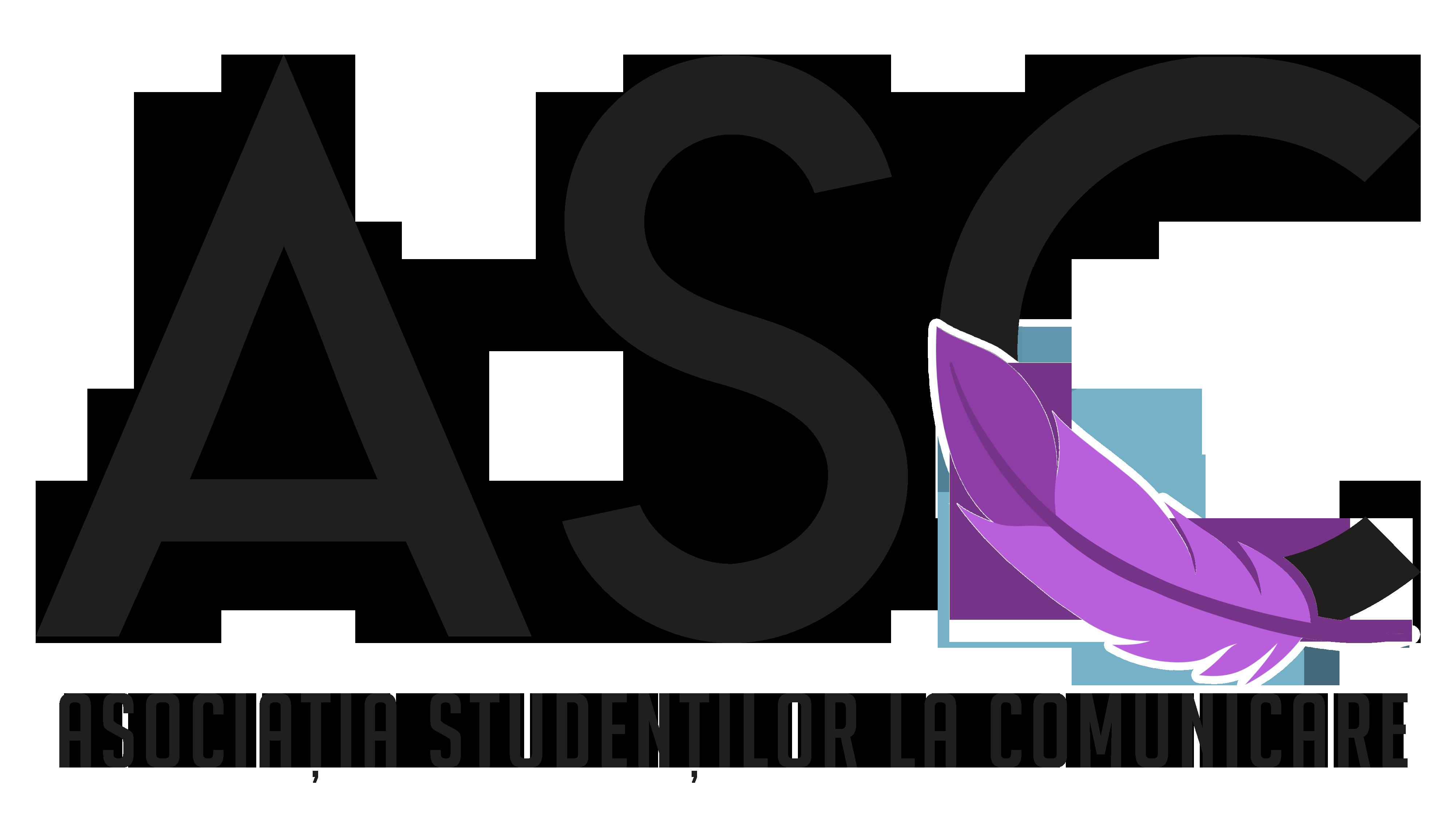 Asociația Studenților la Comunicare - Universitatea din București  logo