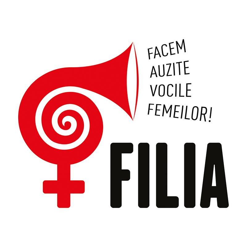 Centrul de Dezvoltare Curriculara si Studii de Gen: FILIA logo
