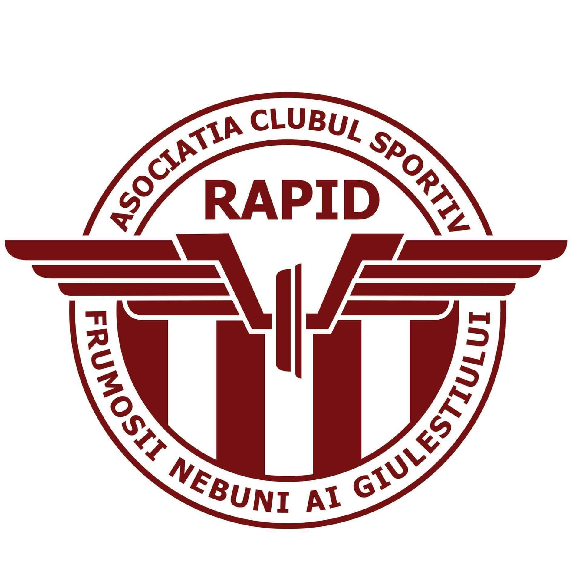 Asociatia Clubul Sportiv Rapid Frumosii Nebuni ai Giulestiului logo