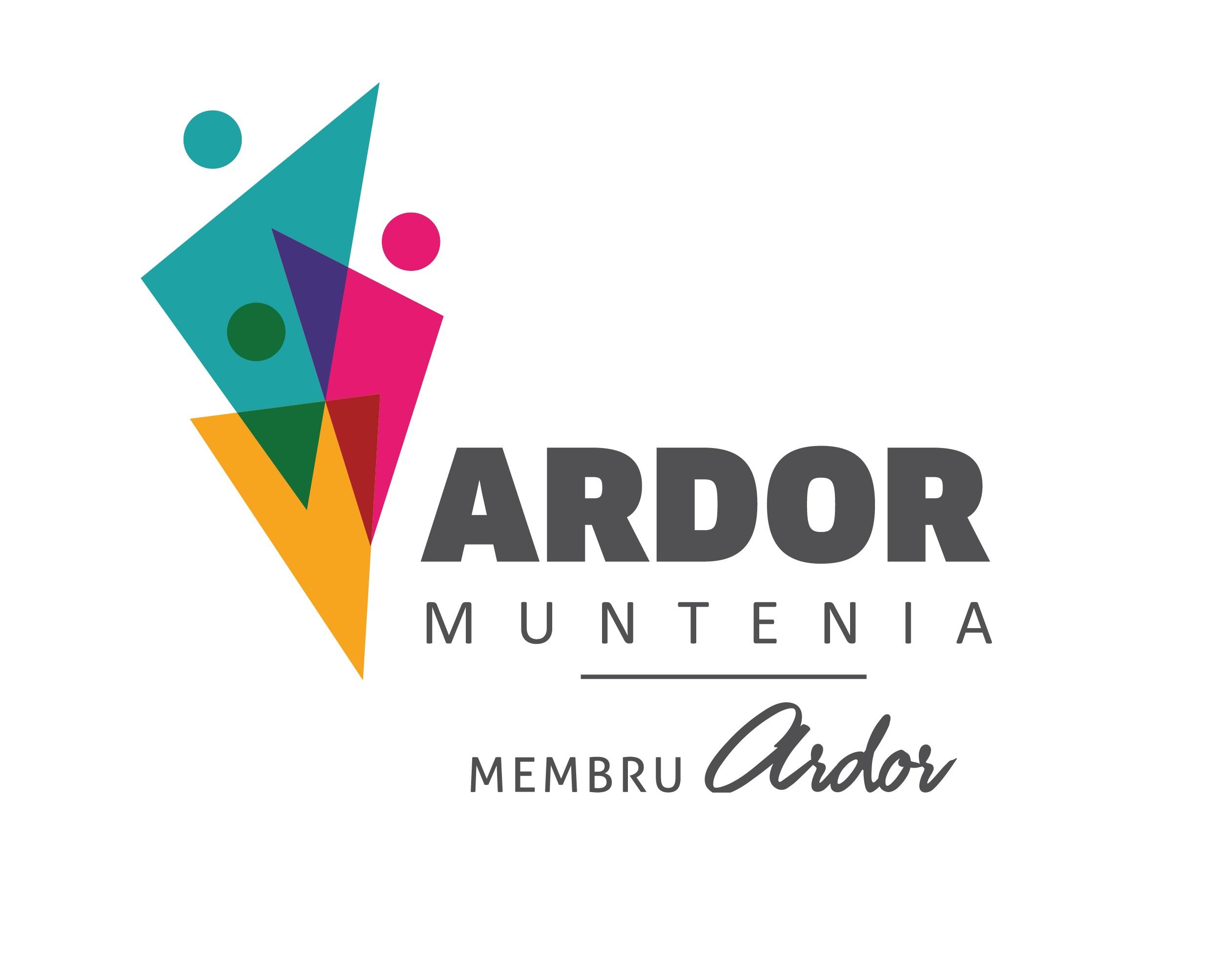 ARDOR Muntenia logo