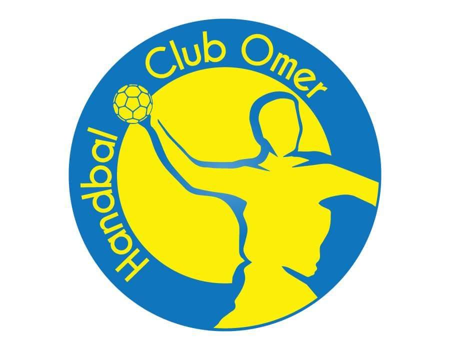 """Asociatia Club Sportiv """"Handbal Club Omer""""  logo"""