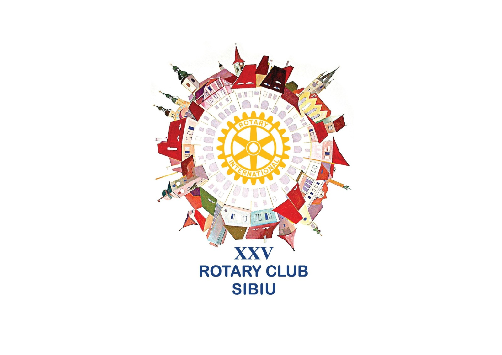 ASOCIATIA ROTARY CLUB SIBIU logo