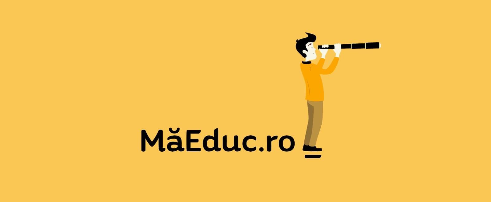 Asociația MăEduc.ro logo