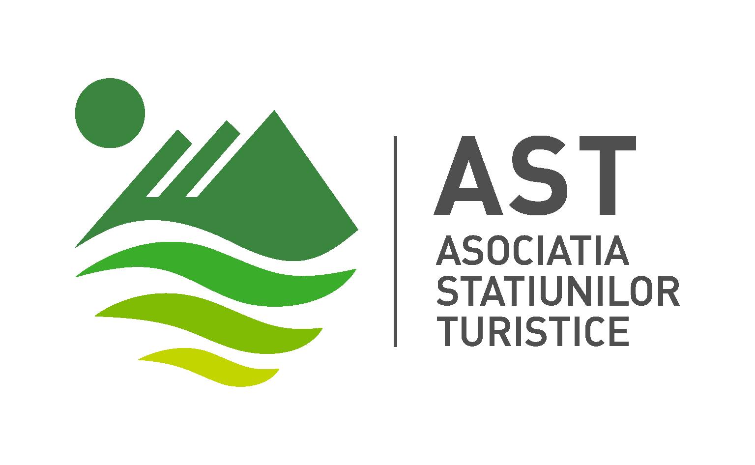 Asociatia Statiunilor Turistice logo