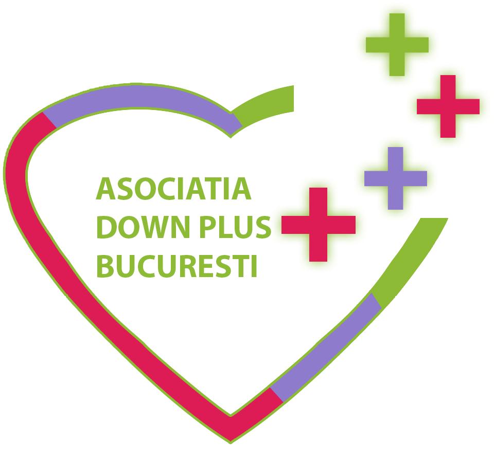 Asociatia Down Plus Bucuresti logo