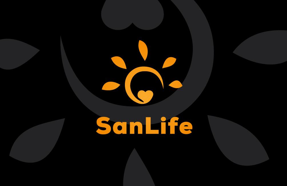 "Asociatia "" San Life"" logo"