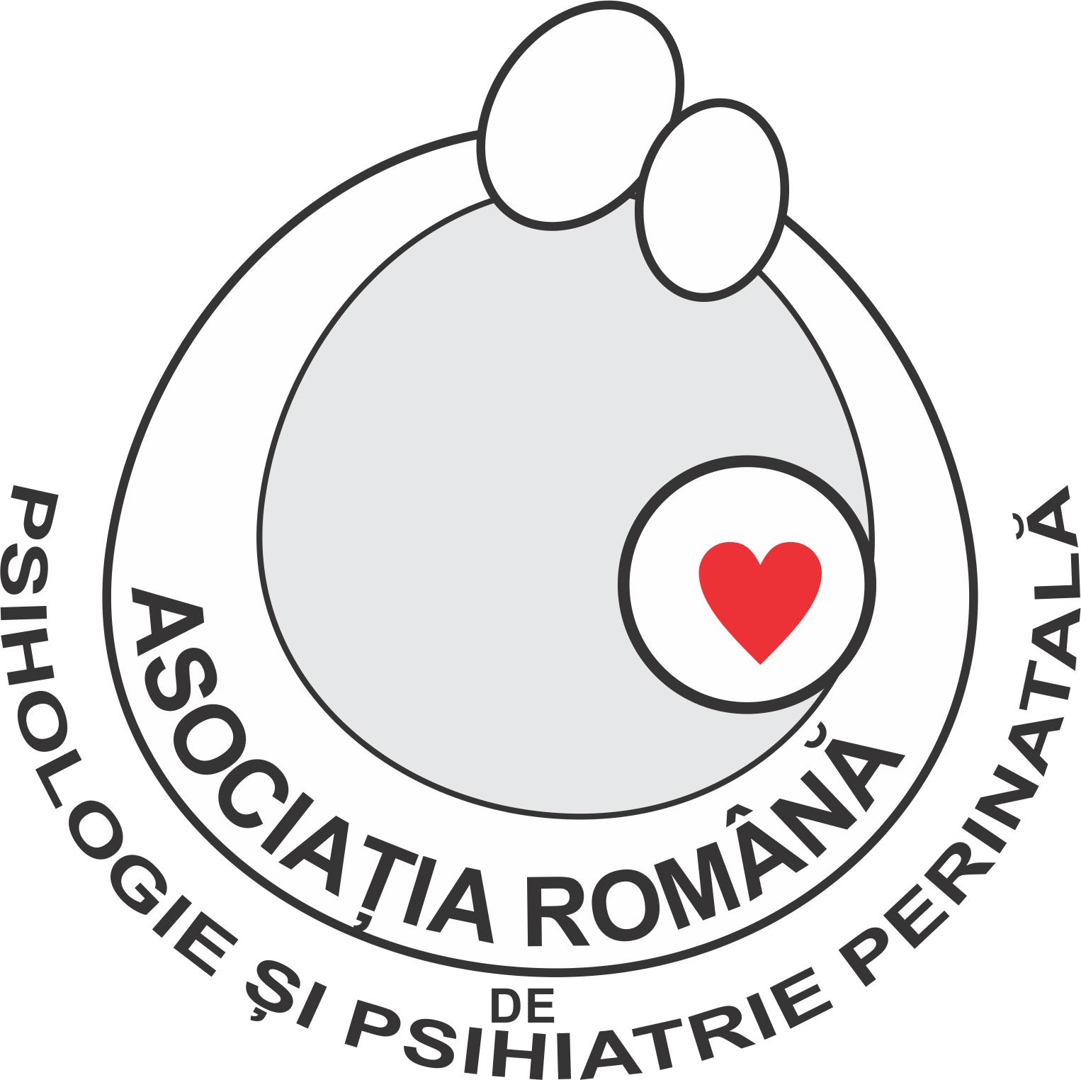 Asociatia Romana de Psihologie si Psihiatrie Perinatala logo