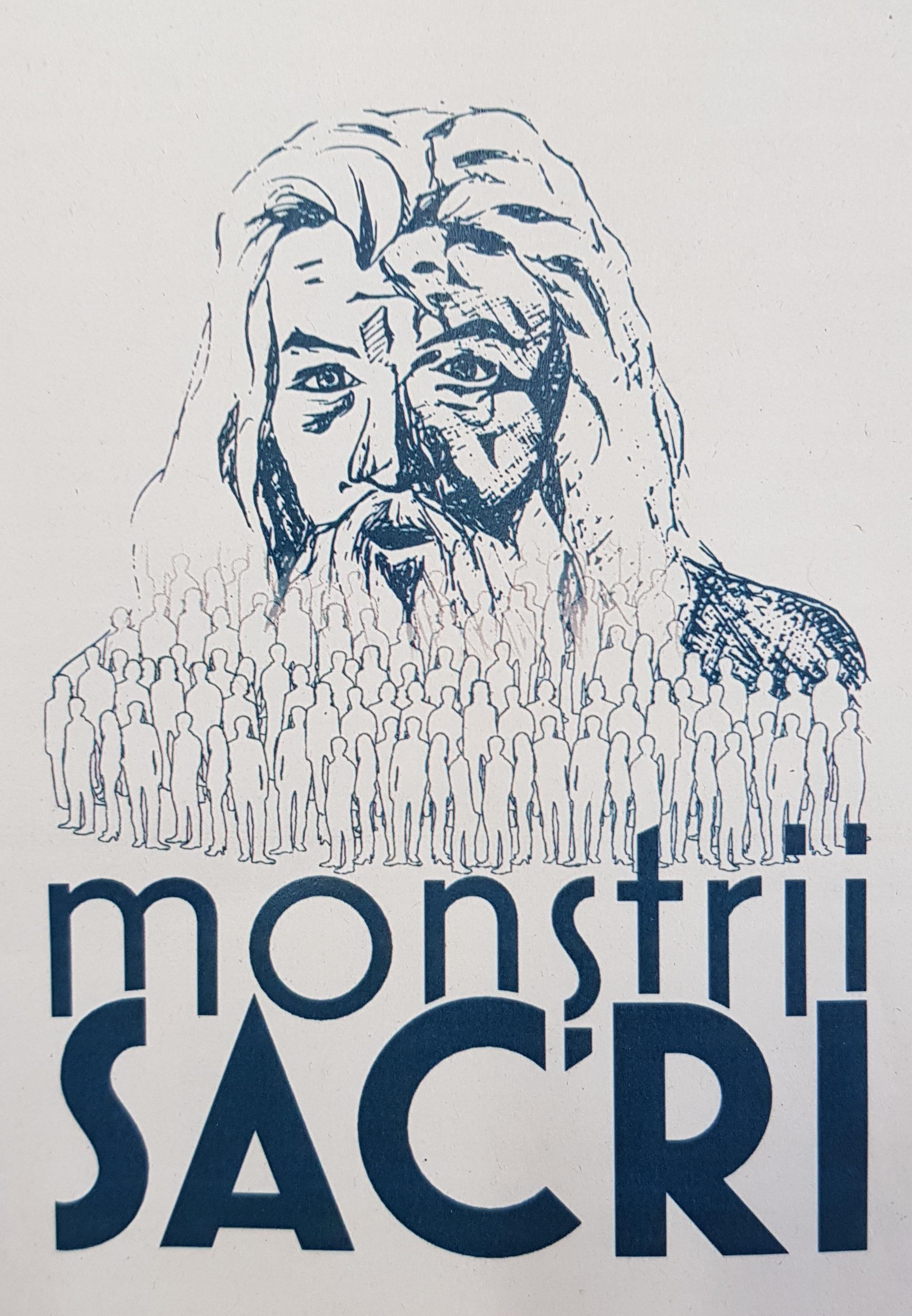 Monstrii Sacri logo