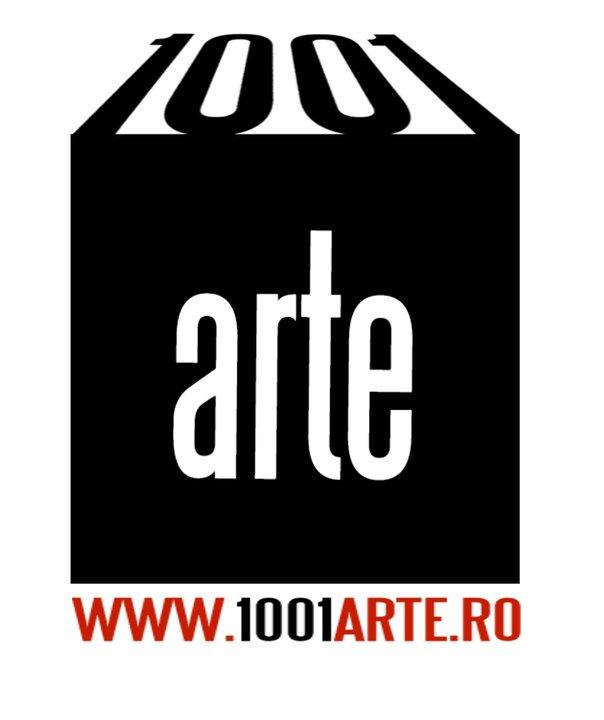 1001 ARTE logo