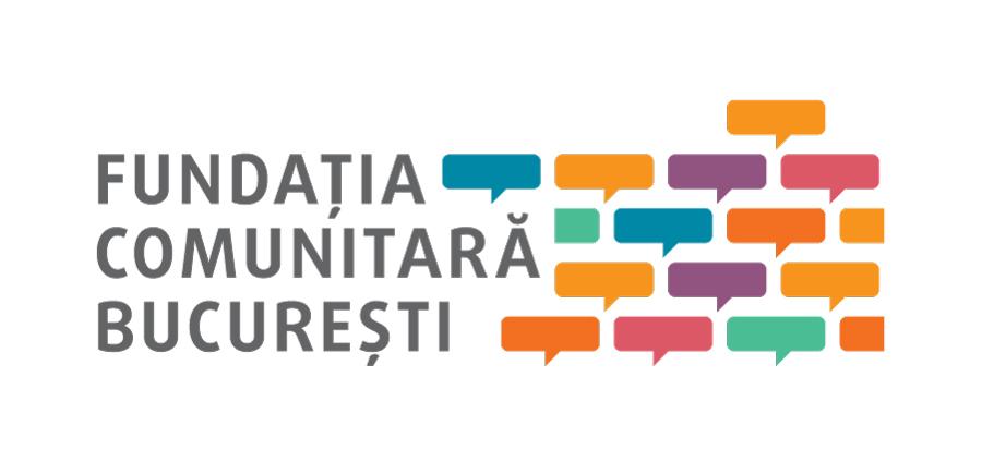 Fundația Comunitară București logo