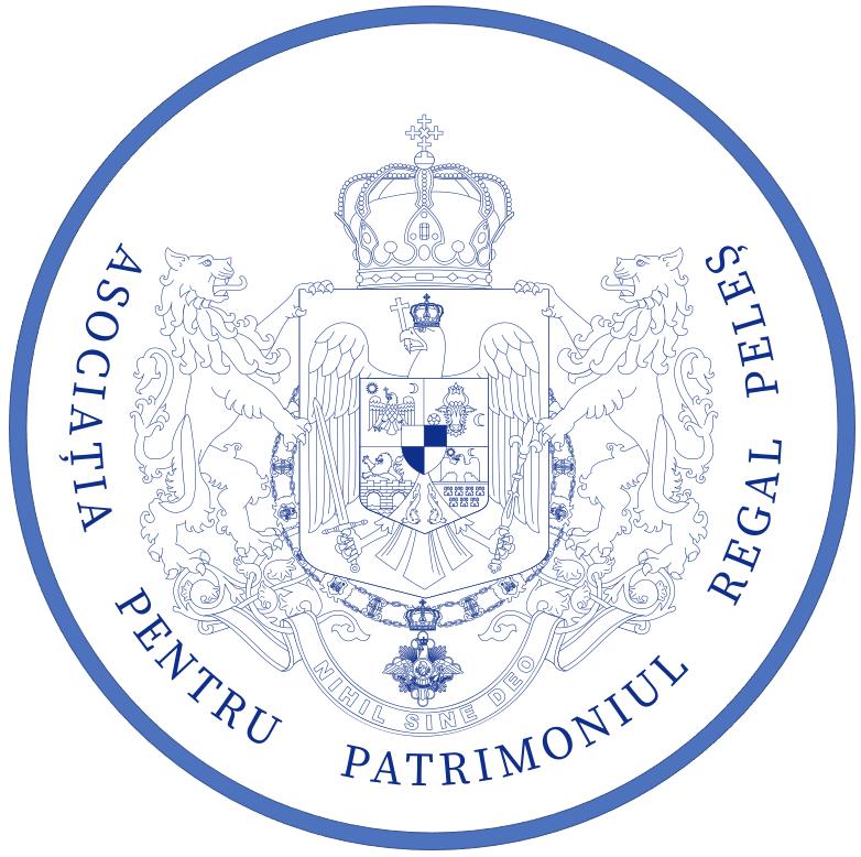 Asociația pentru Patrimoniul Regal Peleș logo