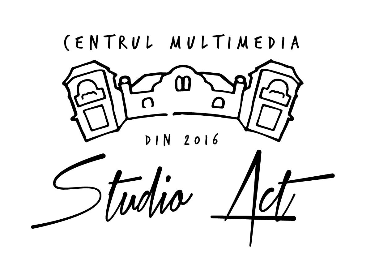 Centrul Multimedia Studio Act Oradea logo