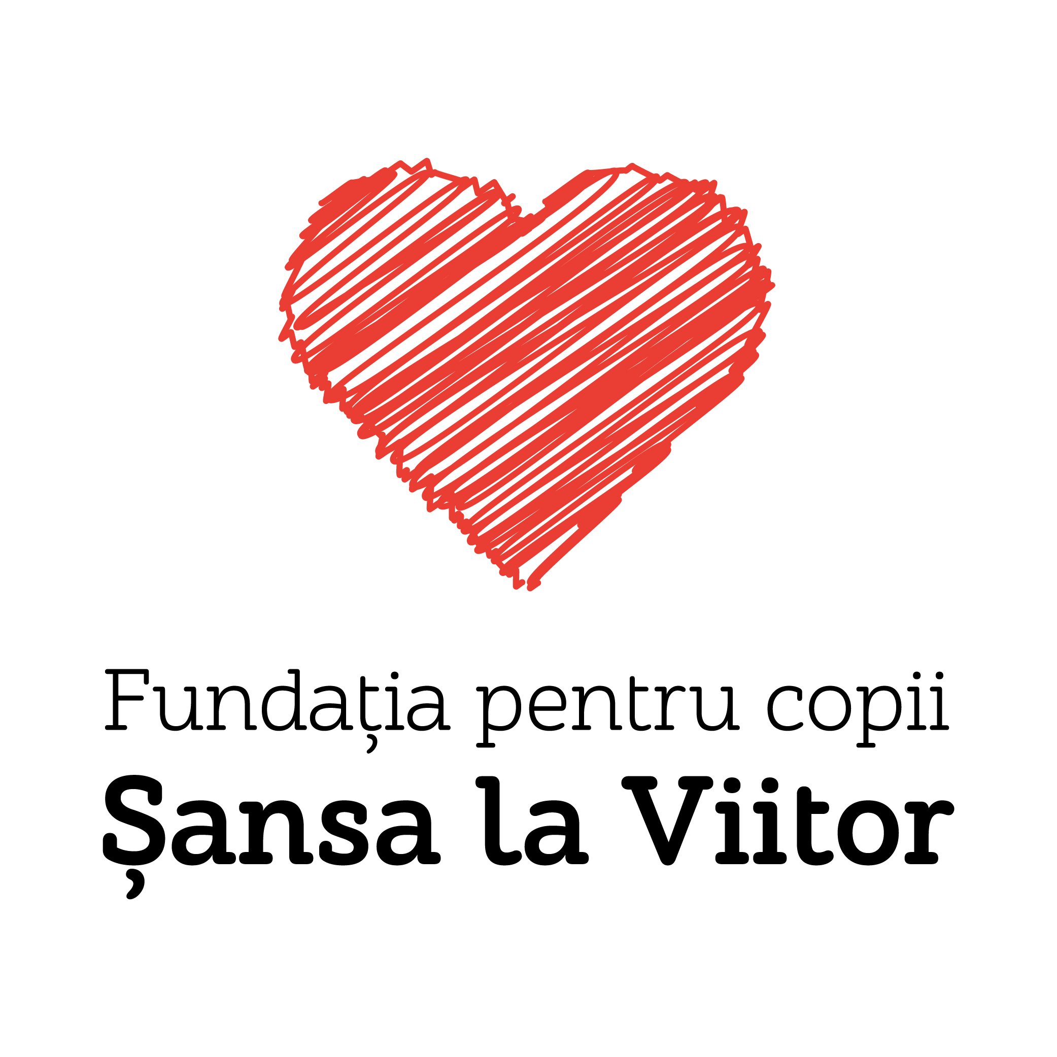 Fundatia pentru copii Sansa la Viitor logo