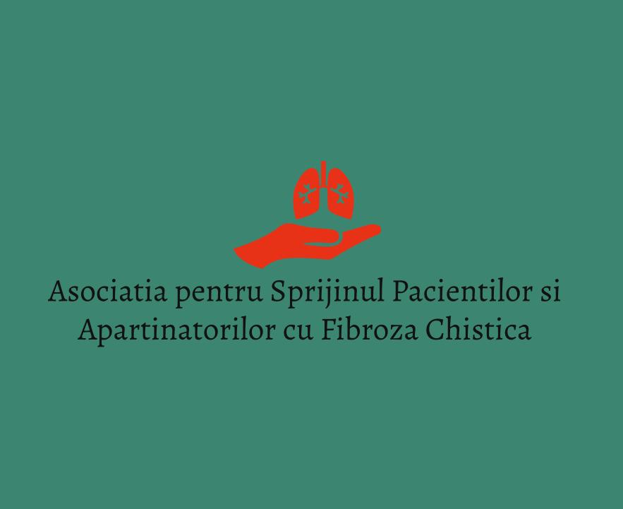 Asociatia pentru Sprijinul Pacientilor si Apartinatorilor cu Fibroza Chistica logo